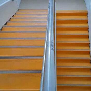 PVC地板鋪設-深圳教室地面施工-PVC樓梯踏步鋪裝-深圳市健宇體育