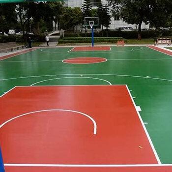 硅PU地面施工-籃球場地面施工-網球場建設工程-施工