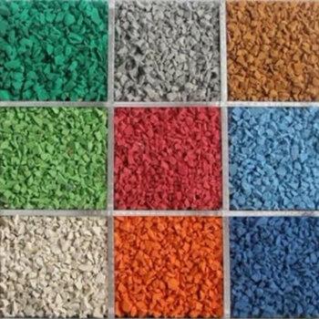 幼兒園塑膠顆粒施工-深圳運動操場施工-EPDM顆粒建設工程