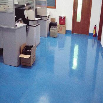 深圳環氧地坪漆刷-辦公樓寫字樓地面施工-停車場地面刷漆