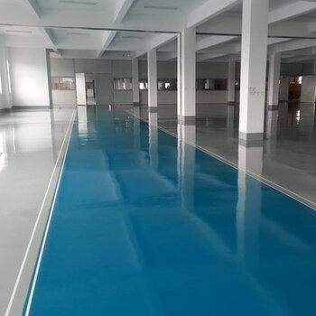 室內環氧地坪施工-深圳寫字樓地面施工-辦公室地坪漆刷