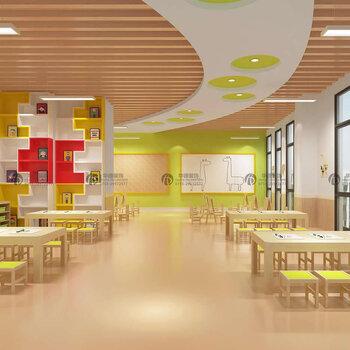 運動PVC地板施工-幼兒園教室地面鋪設-樓梯走道地板更新