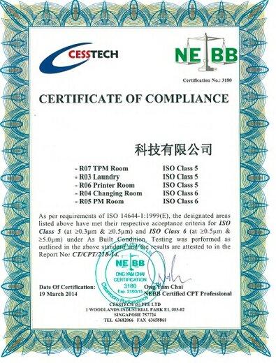 北京面板廠第三方NEBB測試認證驗收供應商,NEBB驗收