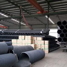 保山HDPE钢带波纹管批发价图片