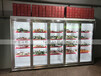 广州商用四门冰箱
