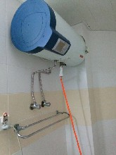 安慶熱水器清洗培訓服務圖片