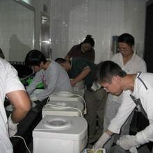 大連飲水機清洗培訓服務圖片