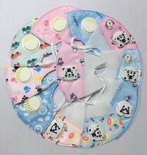 廠家直銷KN95兒童防護口罩帶呼吸閥精美時尚圖片