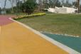 广西梧州无砂彩色透水混凝土透水混凝土材料公司