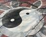 海南道路鋪裝新材料藝術地坪,藝術地坪,彩色透水混凝土