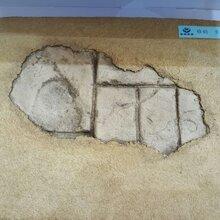 山西朔州夯土墙施工工艺现代复古仿黄土墙包工包料图片