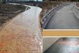 上海長寧壓印地坪材料廠家仿木紋壓花路面施工