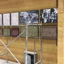 贵州铜仁夯土墙施工工艺仿古水泥基黄土墙的材料生产厂家图片