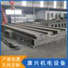 消失模机床横梁HT250床身立柱铸件树脂砂机床工作台床身