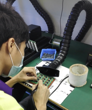 焊錫除煙機廠家圖片
