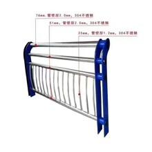 广东不锈钢复合管栏杆制作图片