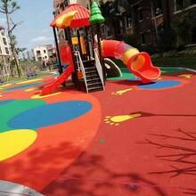 瓊海幼兒園兒童滑梯廠家圖片