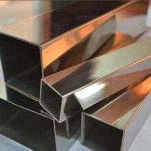 直销各种不锈钢管材304不锈钢方管不锈钢方钢方通图片