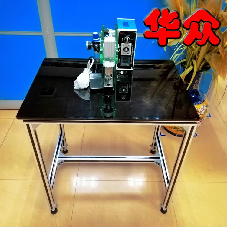 佛山饲料颗粒热压机华众质量保证小型饲料压阀机HZTP-1