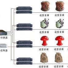 汉中商场公共广播系统安装图片