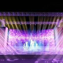 商洛酒吧舞台灯光安装价格图片