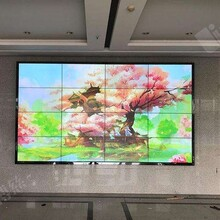 新城区LED拼接屏上门安装图片