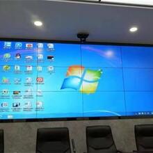 安康液晶LED拼接屏安装调试图片