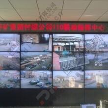 铜川LED拼接屏安装图片