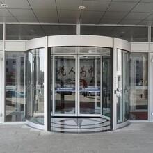 宁波自动旋转门价格图片