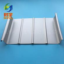 杭州鋁鎂錳直立鎖邊金屬屋面板圖片