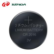 CR2016防盜器紐扣電池圖片