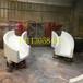 來圖定制玻璃鋼滑梯雕塑兒童滑滑梯造型定制商場游樂園裝飾