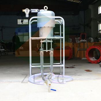 煤矿井下双液注浆泵钻孔封孔注浆泵2zbq20/3矿用气动注浆泵