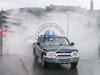 贵州铜仁人员通道消毒机车辆过道消毒除臭机生产厂家