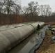 新型清淤技術土工管袋淤泥處理污水排放海沙處理廠家直銷