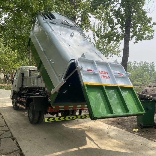 福田掛桶式垃圾車,宜春垃圾車規格