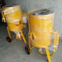 噴砂機結構簡單可靠,操作方便,加工效能好,能耗低
