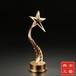 杭州高端獎杯制作廠家、金屬材質獎杯設計、大型頒獎典禮獎品定做