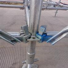 镀锌钢管脚手架新型建筑基础材料图片