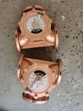 船用LZF/LZFT型溫度自動調節閥溫控閥船用恒溫閥圖片