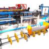 鼎墨专业生产双丝全自动勾花网机菱形网机支护网机锚网机