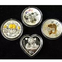杭州纪念币回收公司,生肖纪念币收购,彩色金银纪念章回收价格表图片