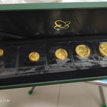 杭州生肖金銀幣回收,賀歲金條回收,彩色金銀紀念章回收圖片