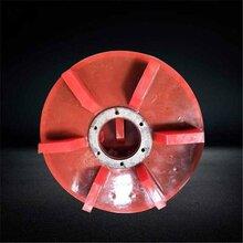 聚氨酯浇筑加工耐酸碱耐磨聚氨酯叶轮优力胶胶辊PU制品厂家图片