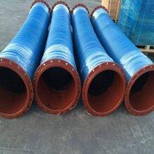 河北供应大口径橡胶管高压胶管夹布胶管厂家订做图片