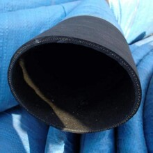 益茂廠家直供橡膠管大口徑高壓膠管吸排水耐磨膠管圖片