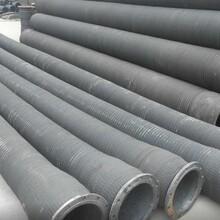 益茂橡塑自產自銷大口徑膠管大口徑輸水膠管實體生產商圖片