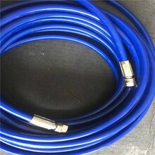 樹脂管生產廠家鋼絲尼龍樹脂管尼龍彈性樹脂管圖片