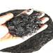 廠家直銷再生聚乙烯蠟黑蠟無雜質,顆粒片狀色母管材填充專用