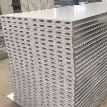 郑州兴盛厂家直销硫氧镁净化板,硅岩净化板,玻镁净化板图片